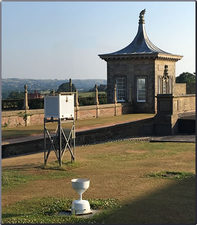 stonyhurst weather station